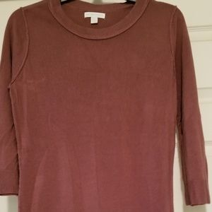 Ny&co crewneck lightweight sweater size M